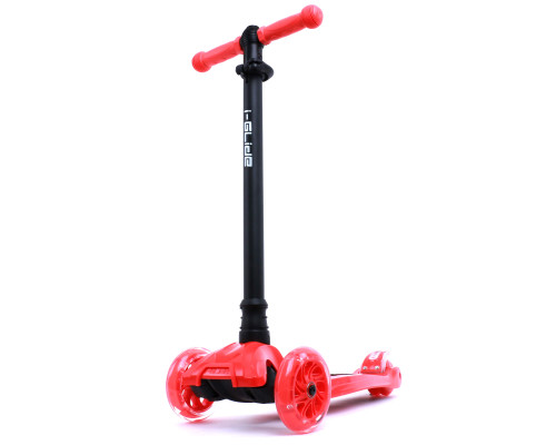 i-Glide Kids 3-Wheel Scooter   Red
