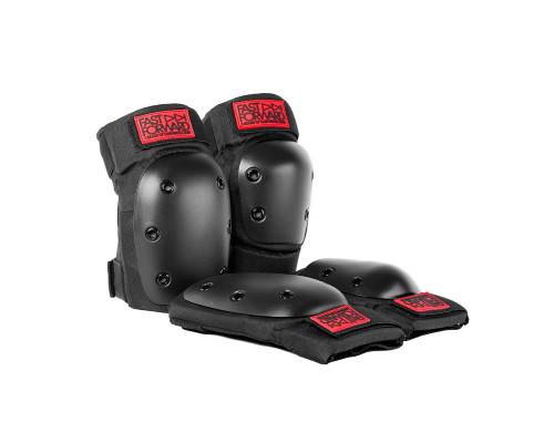 Fast Forward Rookie Knee and Elbow Pad Set