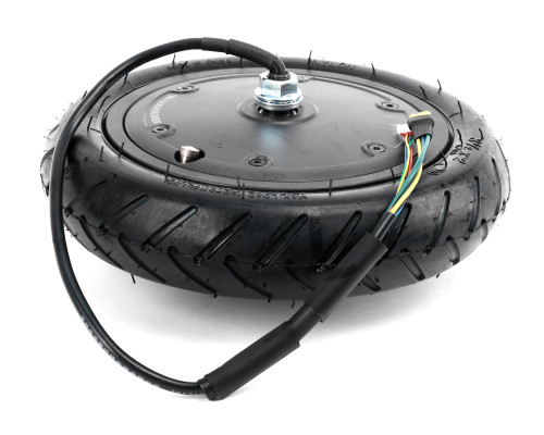 e-Glide G60 Electric Scooter Part   Front Motor with Tyre