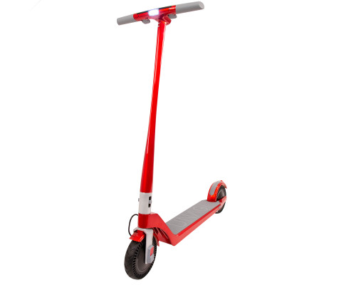 Unagi Electric Scooter | Model One | E450 V3 Dual Motor (E500) | Scarlet Fire