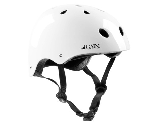 GAIN The Sleeper Helmet | Gloss White