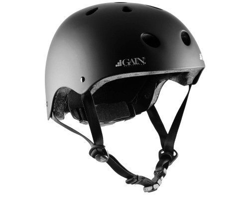GAIN The Sleeper Helmet | Adjustable | Matte Black