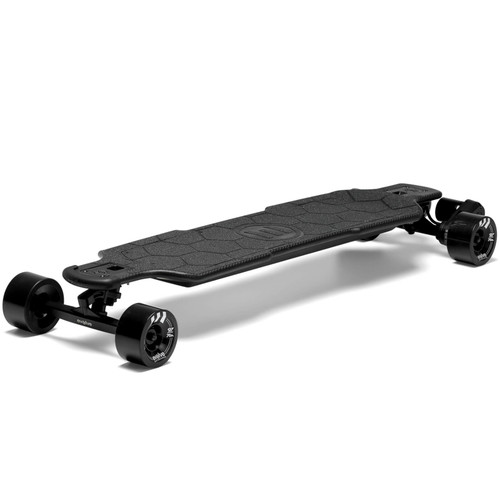 The Evolve GTR CARBON STREET Electric Skateboard Features a 100% Handmade Deck From the Highest Grade Carbon Fibre