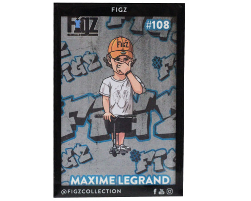 Figz Collection Sticker | #108 | Maxime Legrand