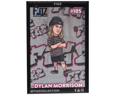 Figz Collection Sticker |#105 | Dylan Morrison (V3)