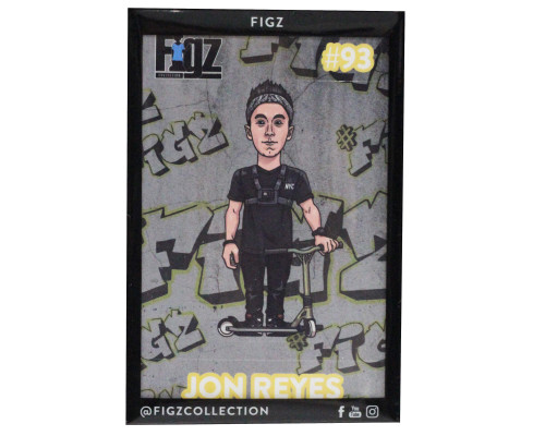Figz Collection Sticker | #93 | Jon Reyes
