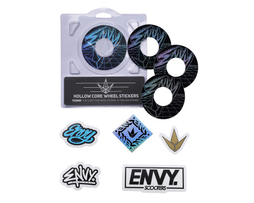Envy Wheel Wraps | 110mm | Classic