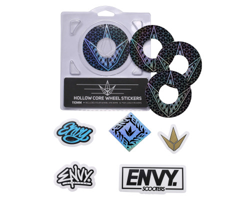 Envy Wheel Wraps | 110mm | Geo