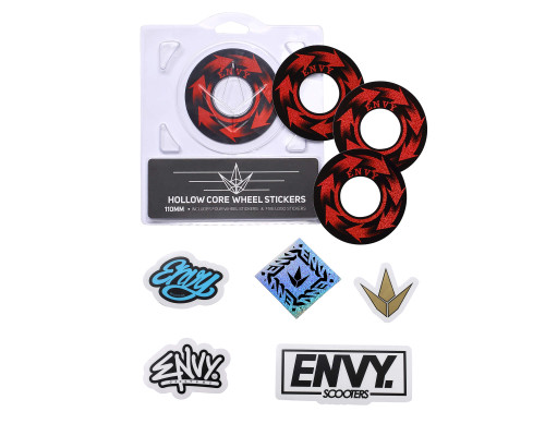 Envy Wheel Wraps | 110mm | Spin