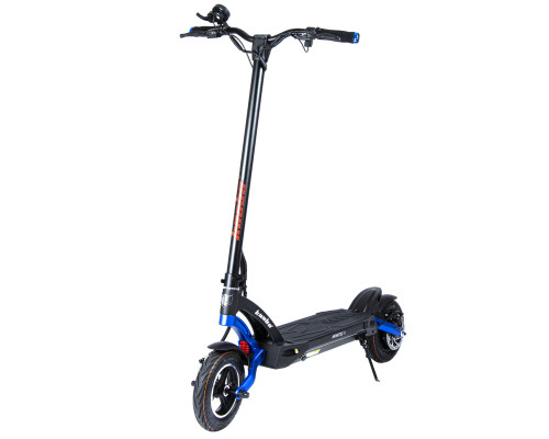 Kaabo Electric Scooter | Mantis | Single Direct Gear Motor | Blue/Black