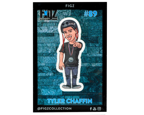 Figz Collection Sticker | #89 | Tyler Chaffin