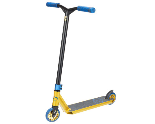 Fuzion Z-250 Complete Scooter | 2020 | Gold