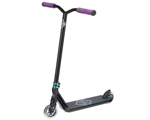 Fuzion Z-300 Complete Scooter | 2020 | Black/Neo Chrome