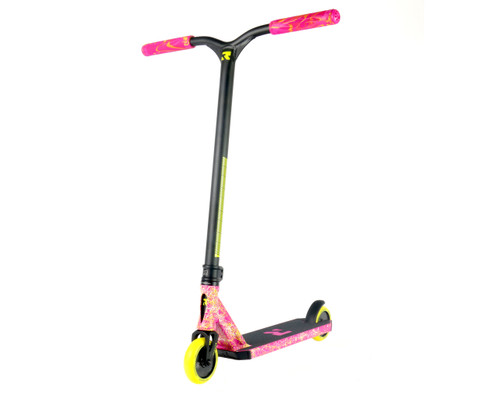 Root Industries Invictus Complete Scooter | Radiant | Pink/Yellow/White