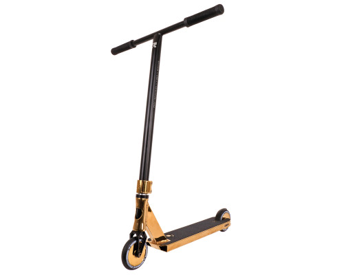 Scooter Hut Custom Scooter | #1001 | Gold/Black