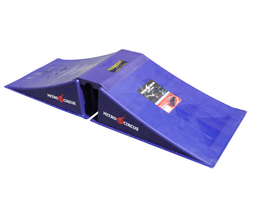 Nitro Circus Portable Ramp | Airbox Set