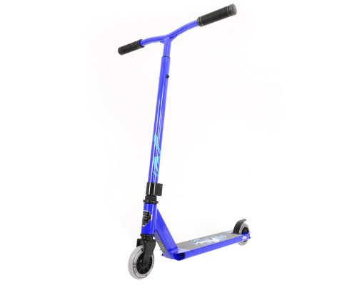 Grit Complete Scooter | 2-Height Bars | Atom Blue