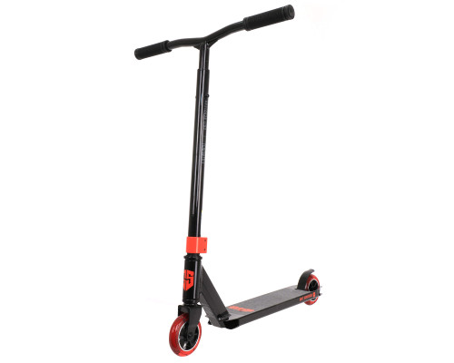Grit Complete Scooter | 2-Height Bars | Extremist Black