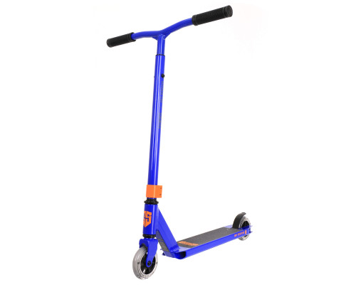 Grit Complete Scooter | 2-Height Bars | Extremist Blue