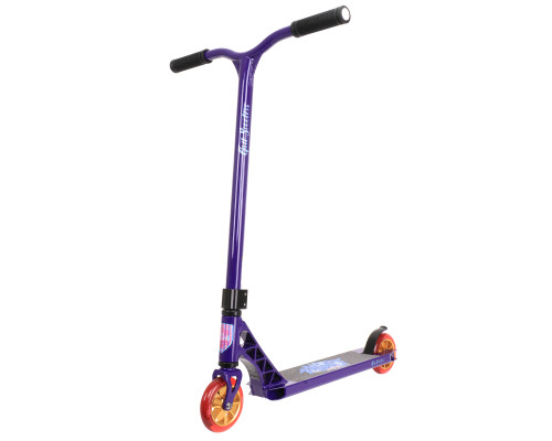 Grit Vibes Complete Scooter | Mint Purple