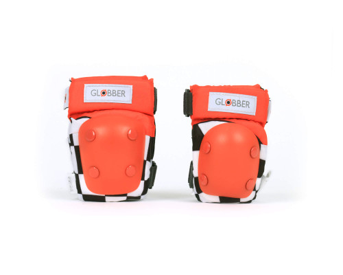 Globber Toddler Pads | Racing Red