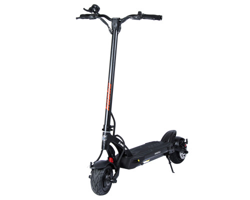 The Kaabo Mantis 8 Duo  is an ideal step-up to the performance category at Scooter Hut and represents great value for a dual motor electric scooter.
