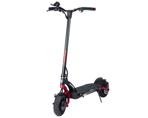 The Kaabo Mantis 10 Duo is an ideal step-up to the high performance category at Scooter Hut and represents great value for a dual motor electric scooter.