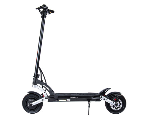 Kaabo Electric Scooter | Mantis | Elite | Dual Motor | Silver / Black