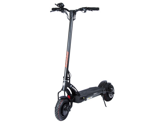 The Kaabo Mantis 10 Pro is the top tier model in the range of Kaabo Mantis electric scooters and is unrivalled in it's all-round performance class at Scooter Hut.