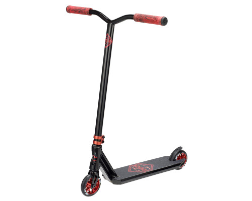 Fuzion Z300 Complete Scooter | 2020 | Black Red