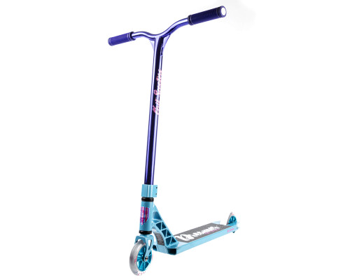 Grit Vibes Complete Scooter |  Ice Blue/Vapour Purple