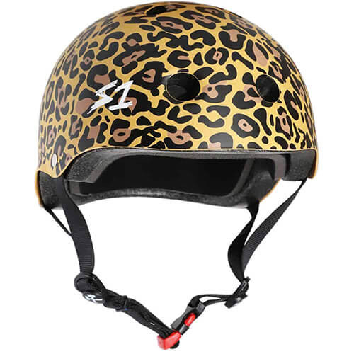 S1 MINI LIFER Certified Helmet | Leopard