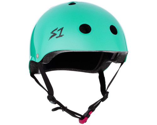 S1 MINI LIFER Certified Helmet | Lagoon Gloss