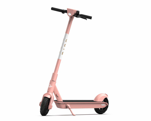 BirdOne Electric Scooter | Electric Rose - Front