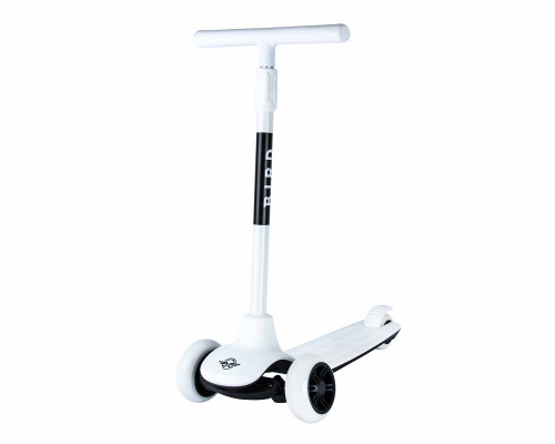 Birdie 3-Wheel Kids Scooter | Dove White
