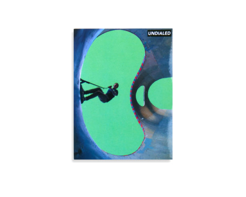 "Undialed Sticker | 4"" x 3"" 
