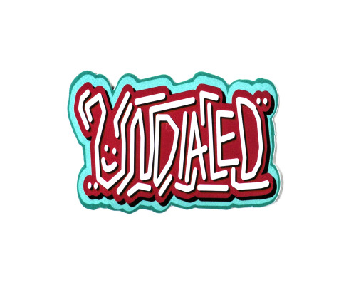 Undialed Sticker | 3"