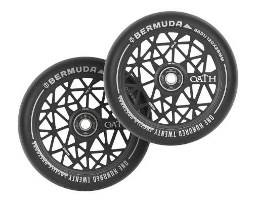 Oath Bermuda Wheels | 24mm x 120mm