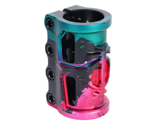 Oath Cage v2 SCS Clamp | Triple Anodised at Scooter Hut