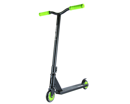 i-Glide JR Complete Scooter | Black/Green