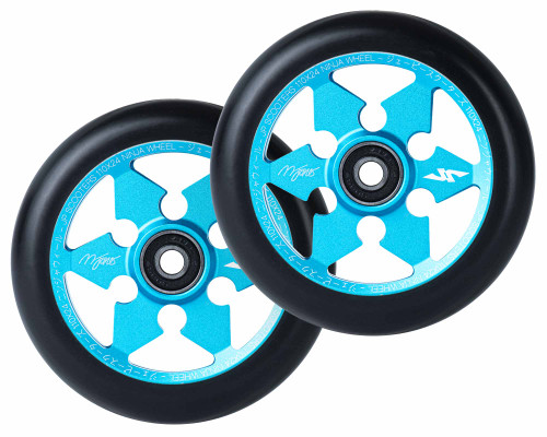 JP Scooters Signature Ninja Wheels | 24mm x 110mm | Morgan Jones v1