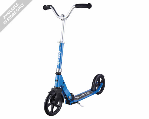 Micro Cruiser Commuter Scooter | Blue - Thumbnail
