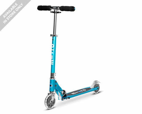 Micro Sprite Commuter Scooter | LED | Ocean Blue - Thumbnail