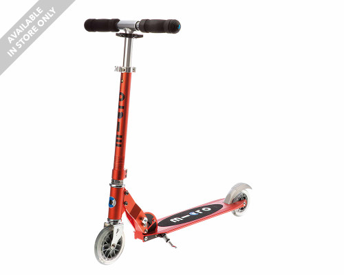 Micro Sprite Commuter Scooter | Red - Thumbnail
