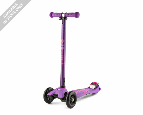 Micro 3-Wheel Scooter | Maxi Deluxe | Purple - Thumbnail