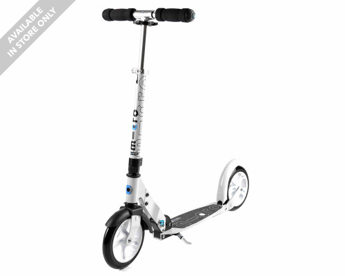 Micro Classic Commuter Scooter | White - Thumbnail
