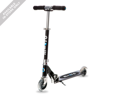 Micro Sprite Commuter Scooter available in-store at Scooter Hut