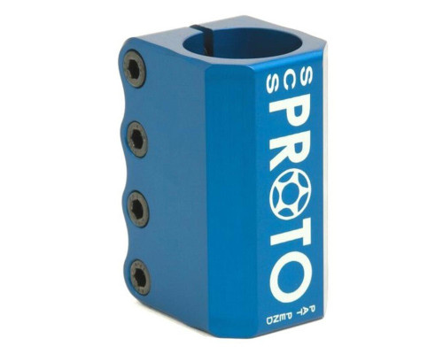 Proto Baby SCS Clamp | Standard | Blue