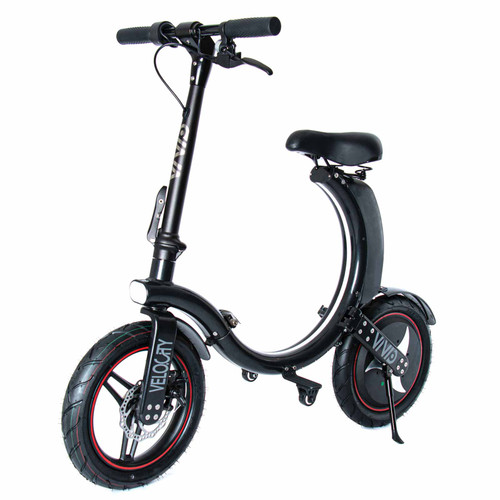 "Vivid Velocity 14 "" Seated Electric Scooter"