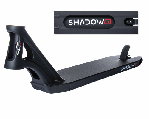 "Drone Shadow Tapered Deck | 4.9"" x 21"" 